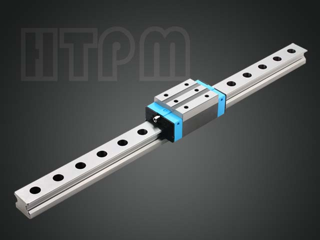 HTPM直线导轨使用中的注意